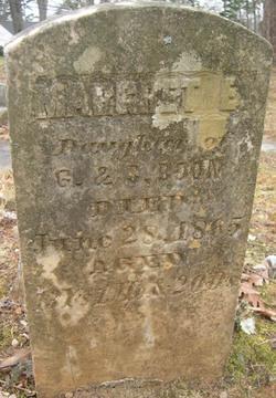 Margaret E Boon