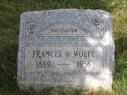 Frances N Wolfe