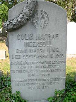 Colin Macrae Ingersoll