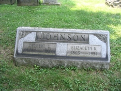 Elizabeth <i>Kimmins</i> Johnson
