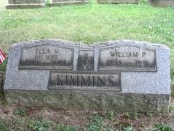 Ella M Kimmins