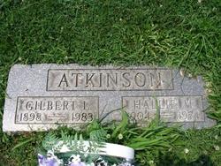 Gilbert Lester Pete Atkinson
