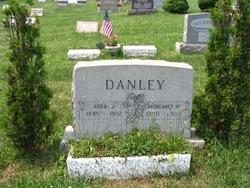 Margaret <i>Mahan</i> Danley