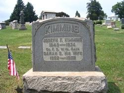 Joseph Farrell Kimmins