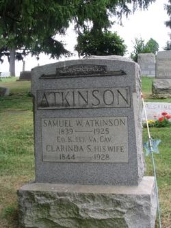 Samuel Waddell Atkinson