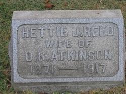Hettie J. <i>Reed</i> Atkinson