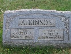 Mineola Atkinson