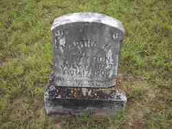 Martha Mary <i>Ashworth</i> Aaron