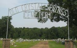 Old Crystal Springs Cemetery