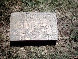 Billie Ray Crocker