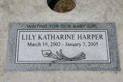 Lily Katharine Harper
