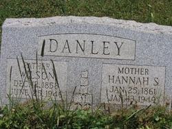 Adnah Wilson Danley