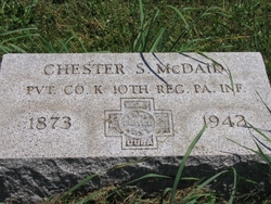 Chester S. McDaid