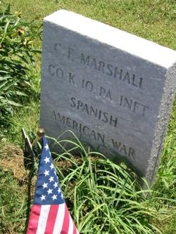 Christopher Foster Marshall