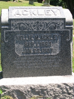 Nellie Myrtle Ackley
