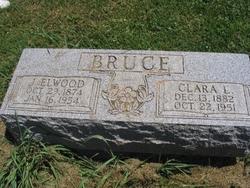 Clara Leanna <i>McDaid</i> Bruce