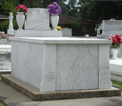 Albert Theoville Cabert Trahan, Sr