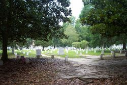 Beauvoir Confederate Cemetery