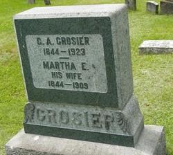 Martha E. Crosier