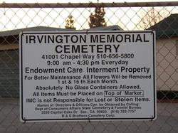 Irvington Memorial Cemetery