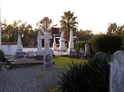 Mission San Jose Cemetery