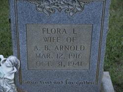 Flora <i>Housley</i> Arnold