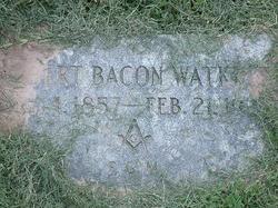 Albert Bacon Watkins