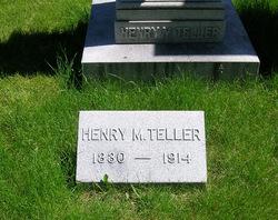 Henry Moore Teller