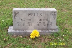 Francis Marion Wells