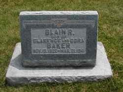 Blain R. Baker