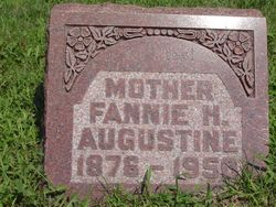 Fannie Henrietta <i>Beckman</i> Augustine