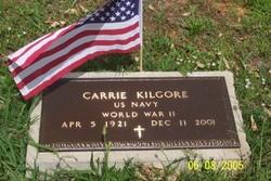 Carrie Marie <i>Morris</i> Kilgore