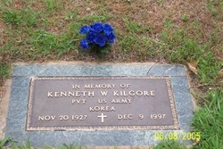 Kenneth Wayne Kilgore