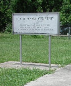 Saquette Cemetery