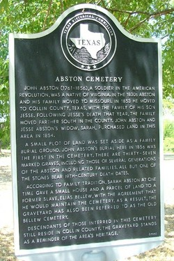 Abston Cemetery