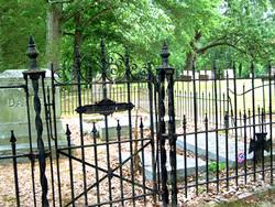 Colonial Churchyard