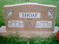 Hazel Louise <i>Wagner</i> Shoaf