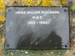 Jimmy Dickinson