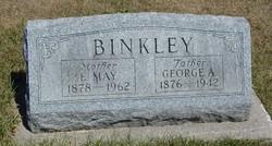 Emma May <i>Whisler</i> Binkley