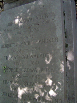 Frances Cadwalader
