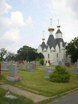 Saint Vladimirs Russian Orthodox Cemetery