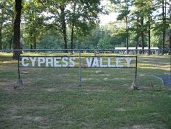 Cypress Valley Cemetery