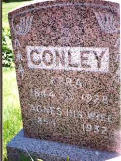 Ezra Conley