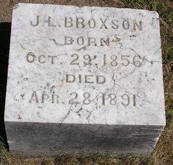 Joseph Lemuel Broxson