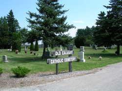 Old Calvary Catholic Cemetery