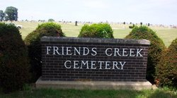Friends Creek Cemetery