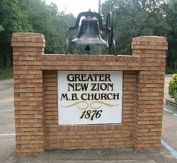 Greater New Zion Missionary Baptist Church