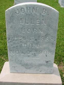 John B. Allen, Jr