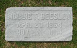 Mary Frances Mollie <i>Hennington</i> Beesley