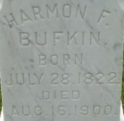 Harmon Floyd Bufkin